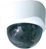 LD604&LD607彩色内置镜头半球型摄像机