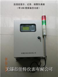 壁掛式溫濕度控制報警箱 WX-S-2