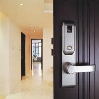 指纹门锁C010801