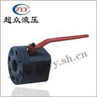 CJZQ系列液压球阀 CJZQ-H65F