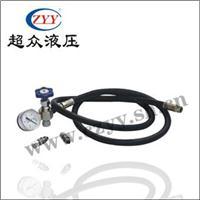 CQJ多功能充气工具、QXF-5充气阀 CQJ-D1-H/25-G5/8-1500