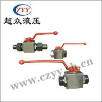 YJZQ系列液压球阀 YJZQ-H15B