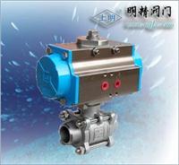 焊接式氣動球閥 SMQ661F