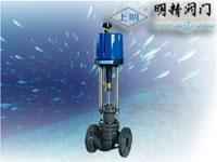 ZDSJP(M)型電子式精小型電動單座(套筒)調節閥 ZDSJP(M)