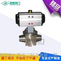 氣動固定球閥上裝式 美標鍛造高壓球閥 非標定做高壓球閥Q647F-600LB Q647F-600LB
