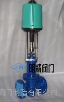ZDLF46-B型電動波紋管襯氟調節閥 氣動襯氟波紋管調節閥 防腐耐酸堿流量調節閥不銹鋼四氟