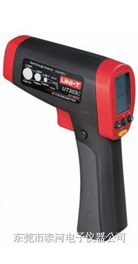 红外专业测温仪UT303C