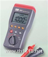 自动换档绝缘测试器TES-3660