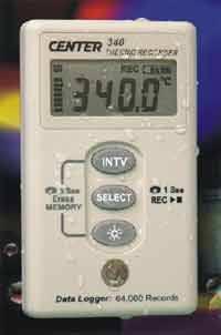 CENTER- 340温度记录仪/温度记录器