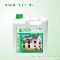 家装产品系列----绿色世家涂料(外墙型)