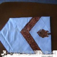 羊毛绣花头巾