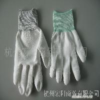 提供无尘手套,pu浸胶手套加工