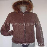 韩版女皮衣