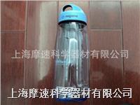 積分兌換樂基因(Nalgene)美國原裝進口 運動水壺便攜式塑料水杯時尚潮流750ml 2190-1006藍色透明 2190-1006