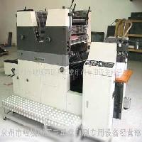 滨田β252-SF六开双色平版印刷机