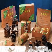 乌龙戏茶系列纸盒
