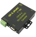 艾林科232/485/422转以太网TCP/IP协议转换器