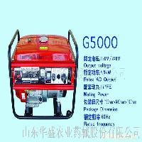 汽油机发电机组