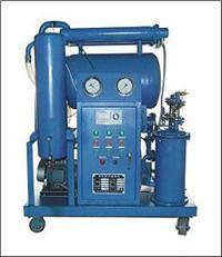 DZL系列高效真空滤油机