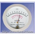 毛发温湿度计 WS-1毛发温湿度表