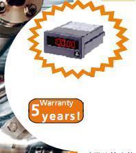 COMBINE M2037系列數位式微處理型RS 485表 COMBINE M2037
