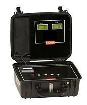 便携式烟道气O 2,CO 2,CO ,氮氧化物和SO 2分析仪和协议栈的温度监视器- 5000系列 5000系列