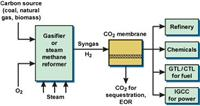 合成氣脫掉二氧化碳的解決方案CO2 Removal from Syngas Polaris