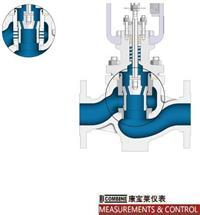 T-8133係列多孔低噪聲籠式直行程控製閥 T-8133