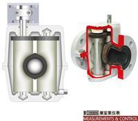 R-2000系列衬胶滚筒型角行程控制阀 R-2000