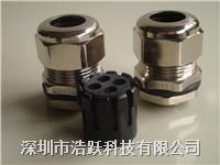多孔及扁孔型金属电缆接头MG型