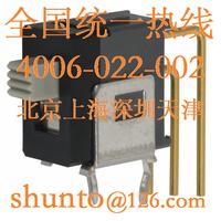 日本NKK开关代理商AS-12微型拨动开关型号AS12AV超小型滑动开关厂家NKK AS12AV