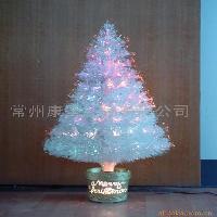 圣诞节用佳品独特光纤圣诞树