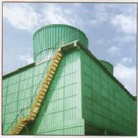 节能型逆流式玻璃钢冷却塔