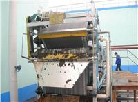 帶式不銹鋼污泥脫水機設備 QTBH-1500