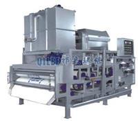 機床電焊污水濾帶式脫水機 QTE-750