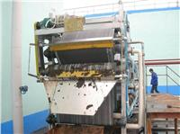 鋼鐵廠廢水帶式污泥脫水機 QTE-1250