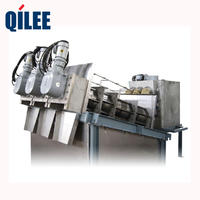 QLD303屠宰場污水處理全自動疊螺壓濾機 QLD303