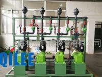 廢水處理加藥撬 QWDS-P2M0-I