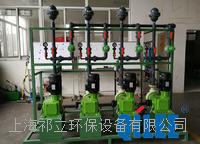 廢水處理撬設備 QPDS-P4M0-II