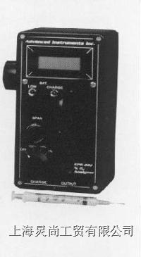 美国AII 食品包装氧含量监测仪GPR-20F