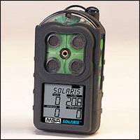 美国MSA Solaris®便携式四气体检测仪