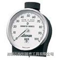 日本ASKER橡胶硬度计 D型