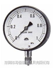 旭计器波登管压力计 101