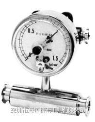 日本旭计器圆筒形隔膜式压力计 871
