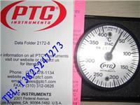 PTC牌双磁固定式表面温度计 314C
