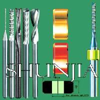 PCB铣刀,电路板铣刀��金手指斜边刀