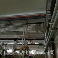 28台成型机集中供料系统 28