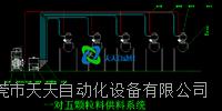 粉中央供料系統 14