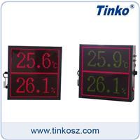 蘇州天和 溫濕度大屏顯示器 TH64系列