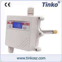 蘇州天和儀器 管道式溫濕度變送器(帶液晶顯示) TKSD 管道式溫濕度變送器(帶液晶顯示)